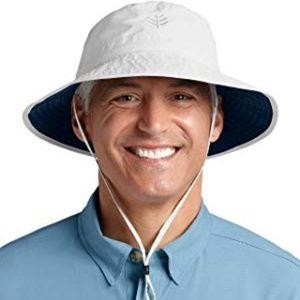 ca94d9376e3 Coolibar UPF 50 Plus Featherweight bucket hat